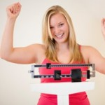 woman losing weight slowly3