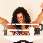 woman losing weight slowly4